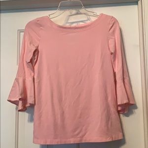 Lilly Pulitzer Tops - Lilly Pulitzer pink Fontaine top